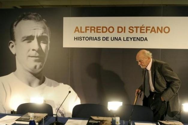 alfredo di stefano. Madrid Alfredo Di Stéfano