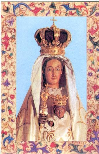 Virgen De La Amatu Bego A