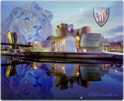 Bilbao  Athletic  Escudo Y Le  N  Y Guggenheim