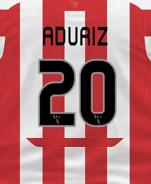Camiseta Athletic Club Aduriz