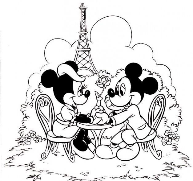 Foto - dibujos-de-mickey-mouse-para-colorear-3