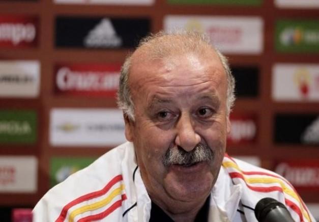 Nacional Espana Futbol Entrenador Nacional de Fútbol