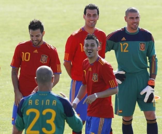 Nacional Espana Futbol el Equipo Nacional de España