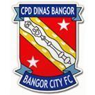 Escudo del Bangor City FC