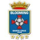 Escudo del Blooming Santa Cruz