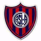 Escudo del CA San Lorenzo de Almagro
