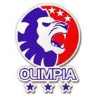 Escudo del CD Olimpia