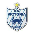Escudo del CD Victoria