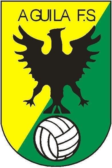 Escudo del CDE Aguila FS