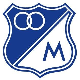 Escudo del Millonarios Bogota