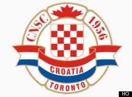 Escudo del Toronto Croatia