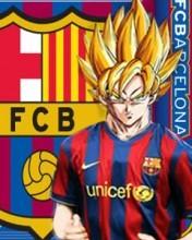 Goku Barcelona Fc