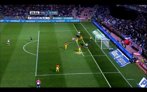 Gol de Granada legal
