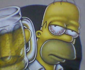 Homero ebrio
