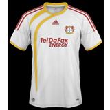 Segunda equipación del B. Leverkusen