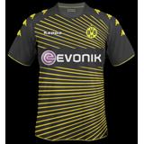 Segunda equipación del B. Dortmund