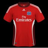 Tercera equipación del Hamburger SV