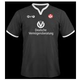 Tercera equipación del Kaiserslautern