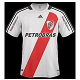 Primera equipación del River Plate