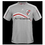 Tercera equipación del River Plate