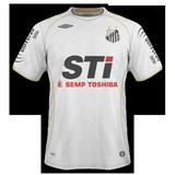 Segunda equipación del São Paulo FC