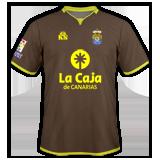 Segunda equipación del Las Palmas