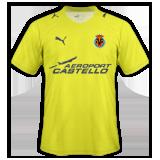 Primera equipación del Villarreal