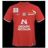 Tercera equipación del Montpellier