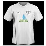 Segunda equipación del PAOK
