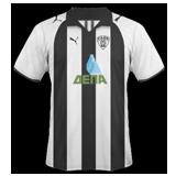 Primera equipación del PAOK