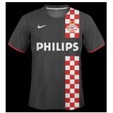 Segunda equipación del PSV