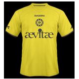 Primera equipación del Roda JC