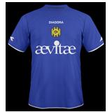 Segunda equipación del Roda JC