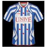 Primera equipación del Heerenveen