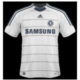 Segunda equipación del Chelsea