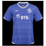 Segunda equipación del Dinamo Moskva
