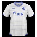 Primera equipación del Dinamo Moskva