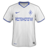 Segunda equipación del Krylia Sovetov