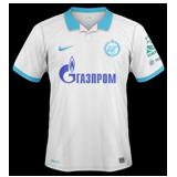 Segunda equipación del Zenit
