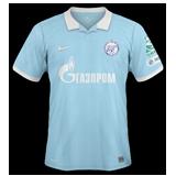 Tercera equipación del Zenit