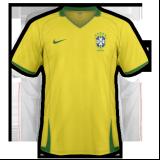Primera equipación del Brasil