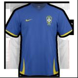 Segunda equipación del Brasil
