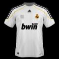 Equipación del Real Madrid