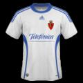 Equipación del Real Zaragoza
