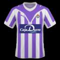 Equipación del Real Valladolid