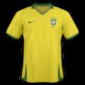 Equipación del Brasil