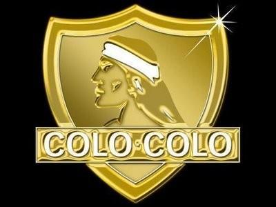 insignia de Colo colo