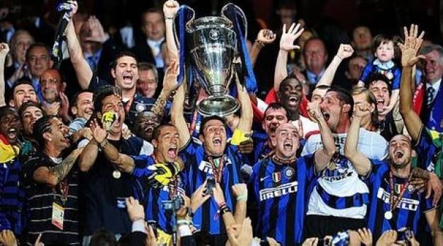 el Inter gana la Champions