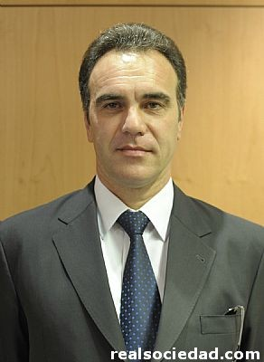 Martin Lasarte - Entrenador de la Real