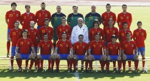 Nacional Espana Nacional de España de Fútbol